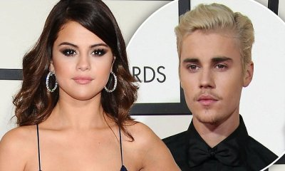 Selena Gomez supports ex Justin Bieber on first Grammy win | Daily Mail Online