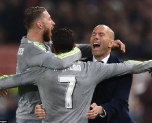 Video: AS Roma vs Real Madrid