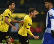 Video: Borussia Dortmund vs Porto