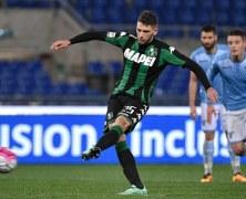 Video: Lazio vs Sassuolo
