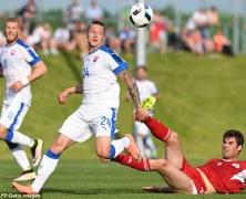 Video: Slovakia vs Georgia