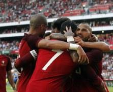 Video: Bồ Đào Nha vs Estonia