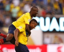 Video: Ecuador vs Haiti