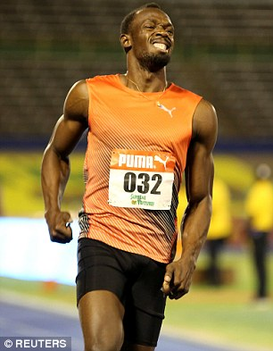 Usain Bolt could miss out on this summer's Olympics after pulling out of Jamaican trials with a hamstring injury