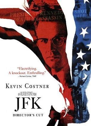 'The scenario he laid out was very practical,' said Stone of his conversations with the agent known only as 'Ron' (pictured, Kevin Costner in JFK's biopic)