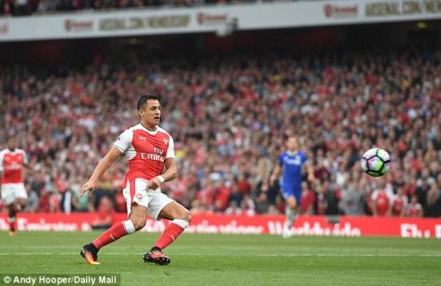 Arsenal 3-0 Chelsea: Arsene Wenger & Wiilashiisa Gunners Oo Emirates Stadium Ku Xaaqay Chelsea, Sanchez, Ozil iyo Walcott Oo Kala Diray Kooxda Antonio Conte Ee Blues