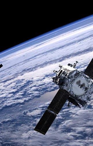 Military strategists fear that Russia and China are developing special satellites which will sneak up on US hardware and destroy it in space leaving the earth vulnerable