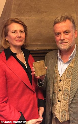 Authors David and Jennifer Elkington (pictured right) have been campaigning since 2009 for the codices to be recognised and protected