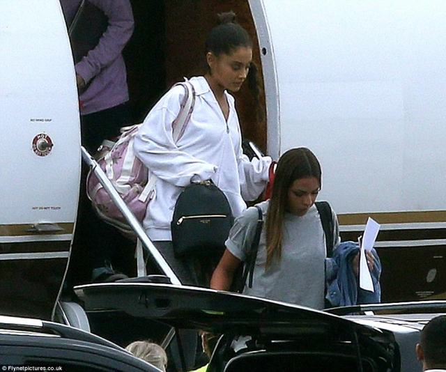 Image result for Ariana Grande Returns To London For Victims' Charity Concert