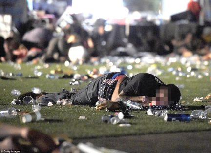 Fifty-nine people are dead and 527 have been left injured after the Sunday shooting at the Las Vegas music festival
