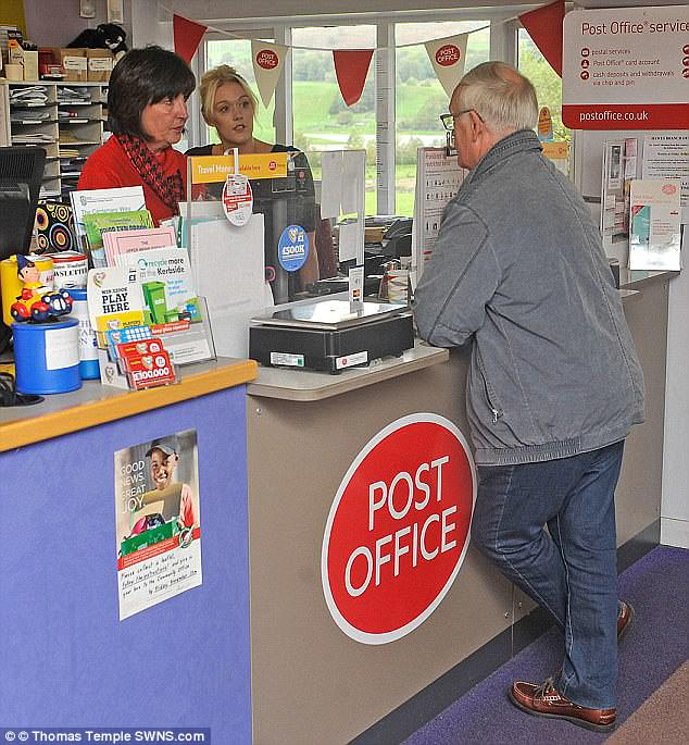 The local post office in Hawes also risked closure but was taken over by the Upper Dales Community Partnership, who employs 18 paid workers