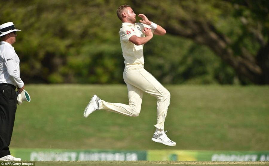 Broad's bowling will again by integral to England's hopes of retaining the Ashes urn Down Under over the next two months