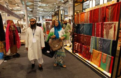 Pakistani lifestyle exhibition in India - Pakistan - DAWN.COM
