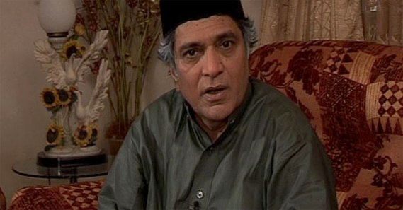 Moin Akhtar pakistani comedian actor