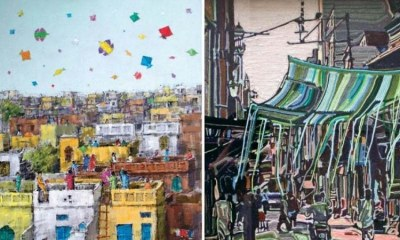 These artists reflect on life in Lahore in latest ...