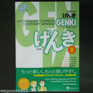 GENKI-2-An-Integrated-Course-in-Elementary-Japanese ...