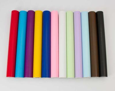 10M ROLL STICKY BACK PLASTIC SELF ADHESIVE Vinyl PVC Sticker Furniture Wallpaper | eBay