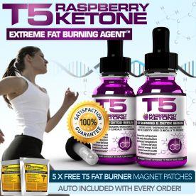T5 Fat Burner Raspberry Ketone