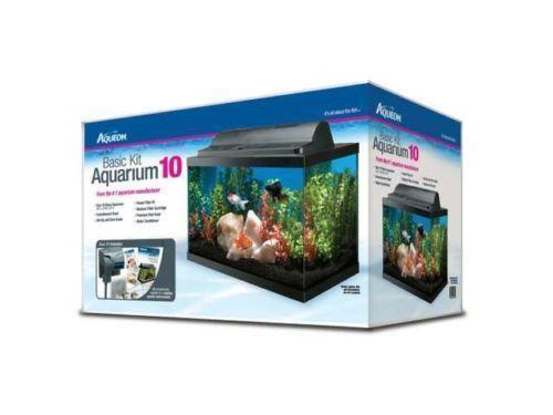 Aquarium Fish Tank 10 Gallon | eBay