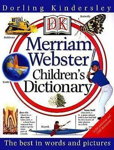 DK Merriam-Webster Children's Dictionary 789452383 | eBay