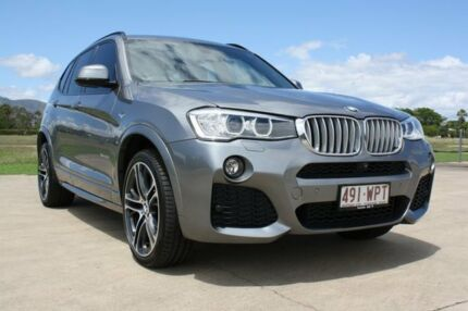 2015 BMW X3 F25 LCI XDrive30d Steptronic Space Grey 8 Speed Sports  Automatic Wagon | Cars, Vans \u0026 Utes Gumtree Australia Townsville City - ...