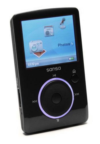 Sansa Fuze: iPods & MP3 Players | eBay