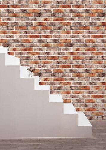 Wallpaper Rolls Brick | eBay