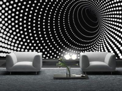 کاغذ دیواری سه بعدی   مجله اینترنتی کهلیک