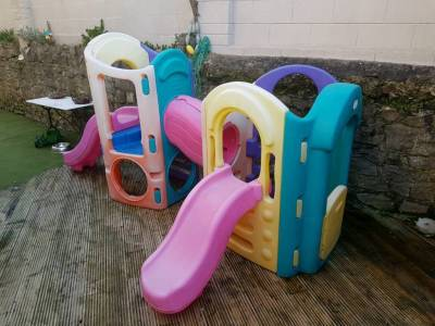 Little Tikes 8-in-1 Adjustable Playground | in Porthcawl, Bridgend | Gumtree