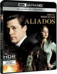 Allied - Vertraute Fremde 4k UHD Blu Ray DEUTSCH NEU + OVP