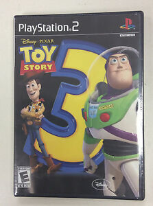 TOY STORY 3 THE VIDEO GAME - PLAYSTATION 2 PS2 (SONY PLAYSTATION 2, 2010) 712725016494 | eBay