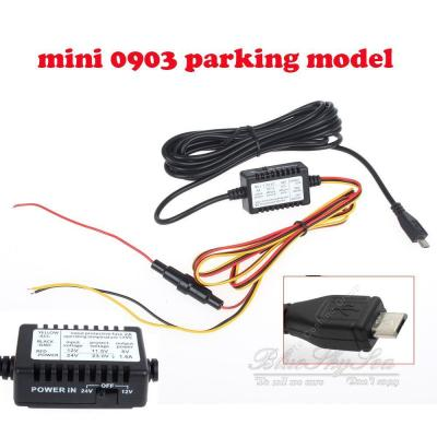 12v to 5v hard wire adapter cable Micro USB for Mini 0903 Parking Power switch   eBay