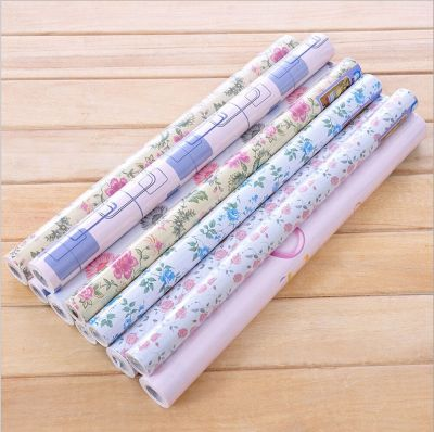Flower Contact Paper Shelf Drawer Liner Self-adhesive Wallpaper Mural Xmas Decor | eBay