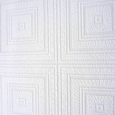 White Blown Vinyl Wallpaper Embossed Textured Patterned Paintable 664013 Design | eBay
