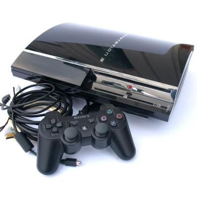 SONY PLAYSTATION 3 PS3 160GB Game Console Bundle - With Controller, and Cables 791102596620 | eBay