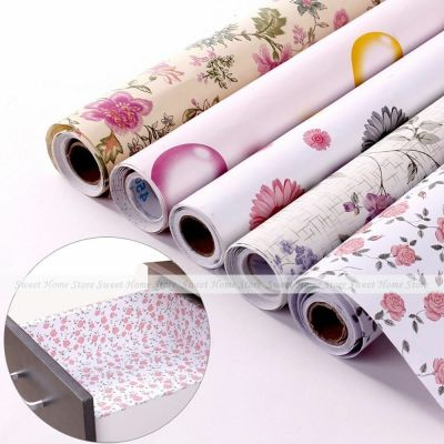 Self-adhesive Contact Paper Moisture Proof Shelf Drawer Liner Decor Wallpaper | eBay