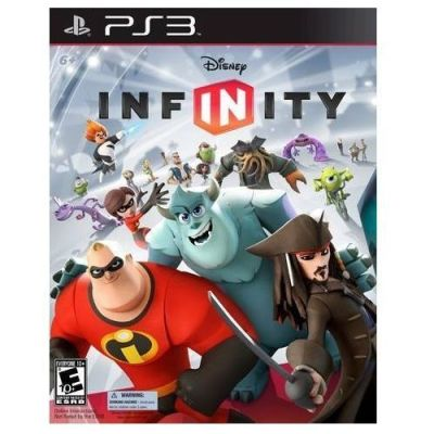 PS3 Disney Infinity 1.0 Playstation 3 Kids Game Only No Base or Figures 712725024178 | eBay