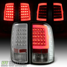 Tail Lights for GMC Sierra 2500 for sale   eBay 2007 2013 GMC Sierra 1500 2500 LED Tube Tail Lights Brake Lamps Left Right