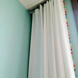 Small Of Pom Pom Curtains