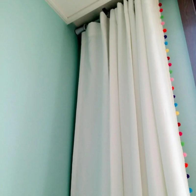 Large Of Pom Pom Curtains