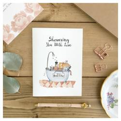 Small Of Bridal Shower Card