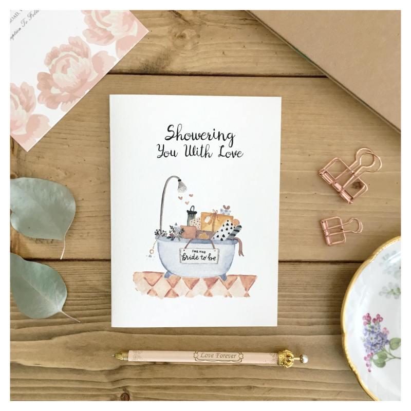 Large Of Bridal Shower Card