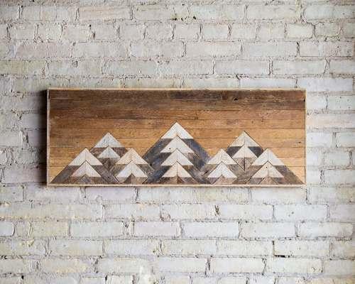 Medium Of Wood Wall Decor