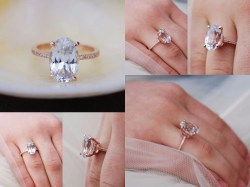 Small Of Blake Lively Engagement Ring