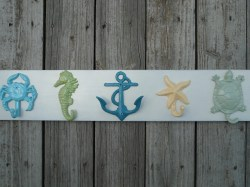 Magnificent Nautical Beach Decor Towel Rack Bathroom Towel Hooks Outdoor Shower Lakehouse Beach Home Lake Cottage Unmounted Wall Hooks Nautical Beach Decor Towel Rack Bathroom Towel Hooks Outdoor Show