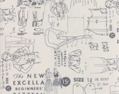 Modern Background More Paper by Zen Chic - Fog