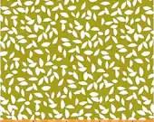 Lotta Jansdotter Fabric - Limmikki - Syksy in Lime Yellow