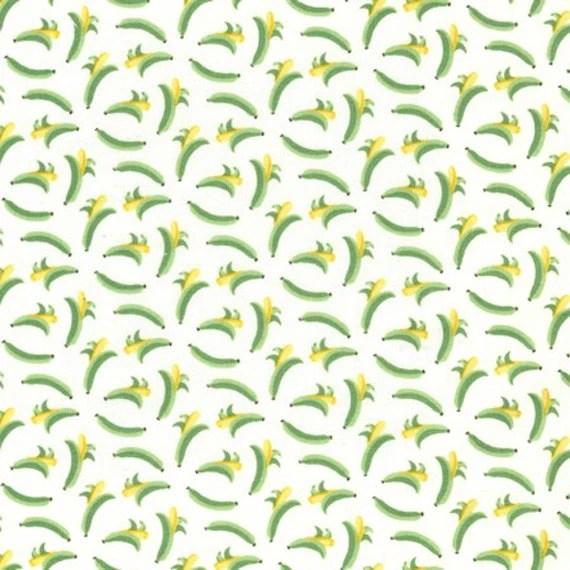 Vanessa Vargas Wilson Fabric Collection - Dominicana - Plantains