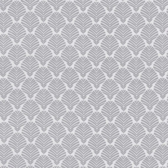 Vanessa Vargas Wilson Fabric Collection - Dominicana - Silver Palm Leaves
