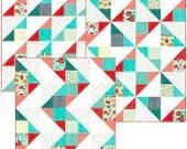 Garden Confetti Quilt KIT - Designed by Vanessa Vargas Wilson